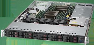 Medium Windows Server 2016 Storage Spaces Direct Appliance - 1U rackmount