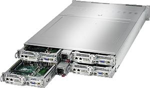 4-node NMVe Windows Server 2016 Storage Spaces Direct Appliance